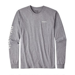 【39042】M's L/S Text Logo Cotton/Poly Responsibili-Tee(通常価格:5940円)