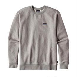 【39486】M's P-6 Label MW Crew Sweatshirt(通常価格:8640円)