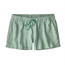 【57030】W's Island Hemp Baggies Shorts(通常価格:7020円)