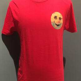 【L17A04】T/S Happy Face T(通常価格:4968円)