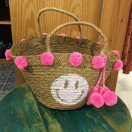 【R18S08】R ponpon bag (通常価格:7020円)