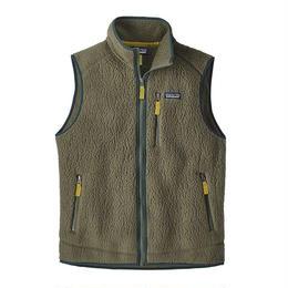 【22820】M's Retro Pile Vest(通常価格:16200円)