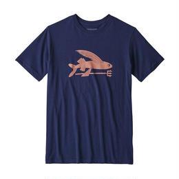 【62150】Boys' Flying Fish Organic T-Shirt(通常価格:3564円)