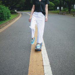 【Z17S05】Laughaha Wide Denim Pant(通常価格:11,880円)