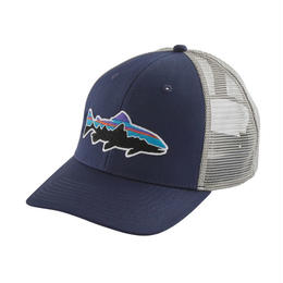 【38008】Fitz Roy Trout Trucker Hat