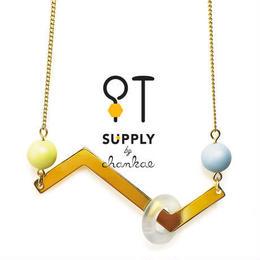 Jewelry kit /ギザギザネックレス[chankae]