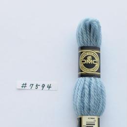 ウール糸(ブルー系)