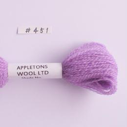 APPLETONS(紫系)