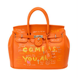 Anarchy Bag / Orange / No.4