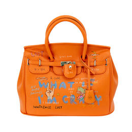 Anarchy Bag /  Orange / No.107