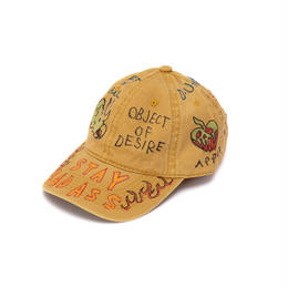 Hand Painted Cap / No.3