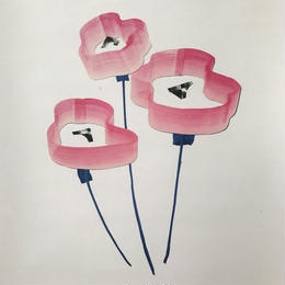 【オチアイハルカ】植物のポスターの受注販売  no.8