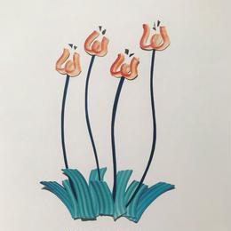 【オチアイハルカ】植物のポスターの受注販売  no.14