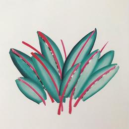 【オチアイハルカ】植物のポスターの受注販売  no.13