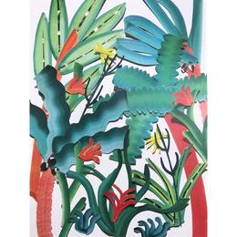 【オチアイハルカ】植物のポスターの受注販売  no.23