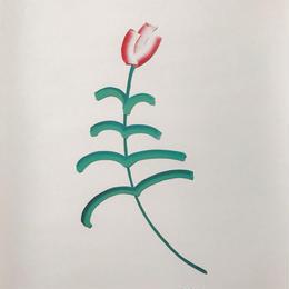 【オチアイハルカ】植物のポスターの受注販売  no.4