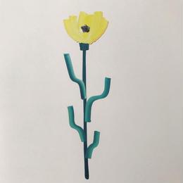 【オチアイハルカ】植物のポスターの受注販売  no.18