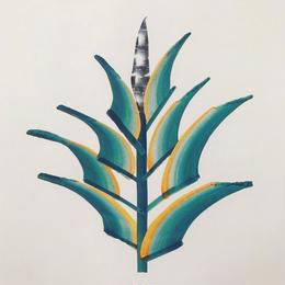 【オチアイハルカ】植物のポスターの受注販売  no.10