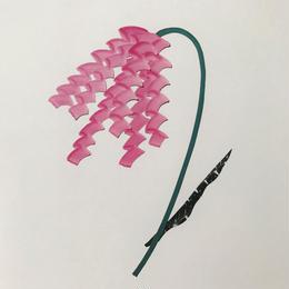【オチアイハルカ】植物のポスターの受注販売  no.11