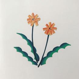 【オチアイハルカ】植物のポスターの受注販売  no.9