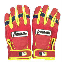 Franklin  フランクリン CFX PRO GLOVE   RED×YELLOW