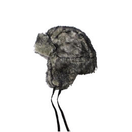 G&S ORIGINALS FULL FAUX FUR AVIATOR HAT