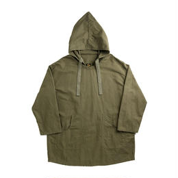 Needles  PULLOVER PARKA - C/L CANVAS