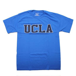 UCLA CHAMPION TEE  BLUE×NAVY  -SIZE M -