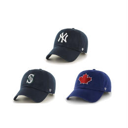 47brand  CLEAN UP - TEAM LOGO CAP  ②