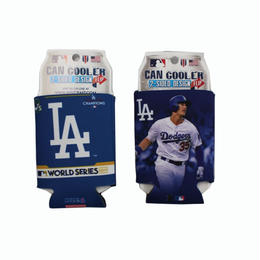 CAN COOLER -Los Angeles Dodgers