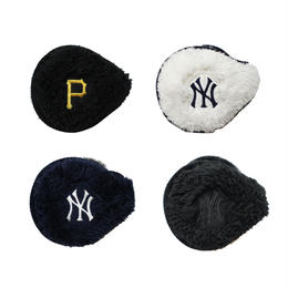 MLB × average  TEAM LOGO earmuff
