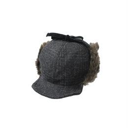 INFIELDER DESIGN     CHECK PETER CAP - BLACK