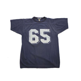 COPY CAT   -コピーキャット-  OLD SHORT SLEEVE T  NAVY - size M -