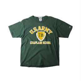 COPY CAT   -コピーキャット-  OLD SHORT SLEEVE TEE - U.S. ARMY  - GREEN