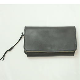 MAGGIE FARM -TEEPEE  WALLET - BLACK