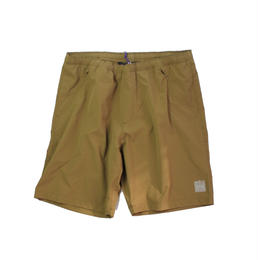Needles Sports Wear - Warm-up short poly ripstop -MOSS