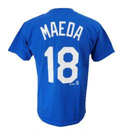majestic (マジェスティック)  name&number T MAEDA 18 (LAD)