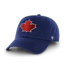 47 brand  TORONTO BLUE JAYS  logo cap