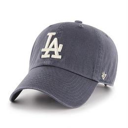 47Brand Los Angeles Dodgers  CLEAN UP - Vintage Navy