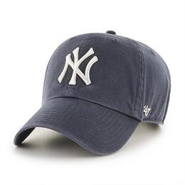 47Brand Newyork Yankees  CLEAN UP - Vintage Navy
