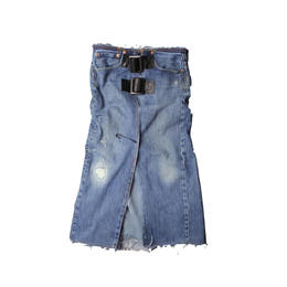 Rebuild By Needles  501 - Wrap Skirt - size 1