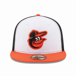 59FIFTY MLB On-Field Game Baltimore Orioles