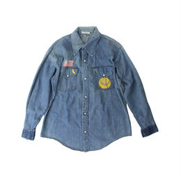 COPY CAT  DENIM SHIRTS ① - size ASORT