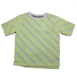 RYU gauze fringe pullover shirt -YELLOW- size 4 - (M)