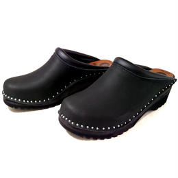 Troentorp Swedish Clog -Plain toe
