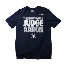 NIKE NYY Aaron Judge TEE  #99 ④