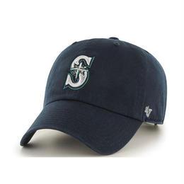 47 brand  SEATTLE MARINERS logo cap