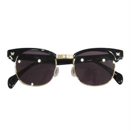 Needles PAPILLON GLASSES  SAMUEL  BLACK