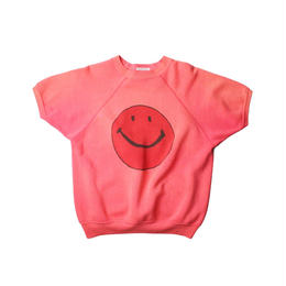 COPY CAT   -  OLD SHORT SLEEVE SWAET SMILE PINK  - size ASORT