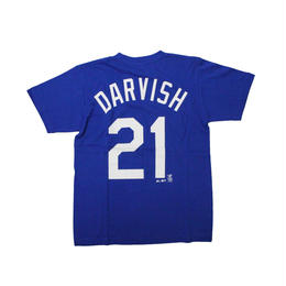 majestic name&number T - Los Angeles Dodgers #21DARVISH